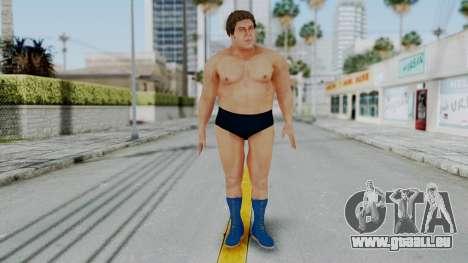 Andre Giga für GTA San Andreas zweiten Screenshot