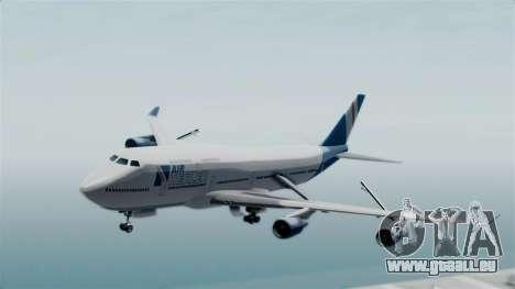 GTA 5 Jumbo Jet v1.0 Air Herler pour GTA San Andreas
