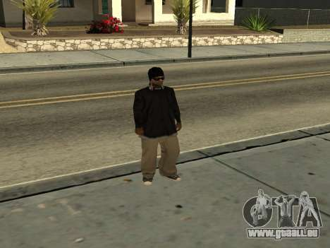 ballas3 [straight outta Compton] für GTA San Andreas