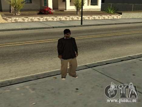 ballas3 [straight outta Compton] pour GTA San Andreas
