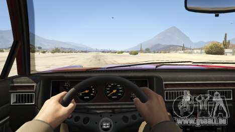 GTA 5 GTA IV Virgo Rückansicht