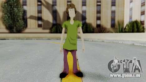 Scooby Doo Salcisha-Shaggy für GTA San Andreas zweiten Screenshot