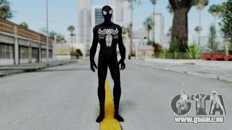 Marvel Future Fight Spider Man Black v2 pour GTA San Andreas deuxième écran