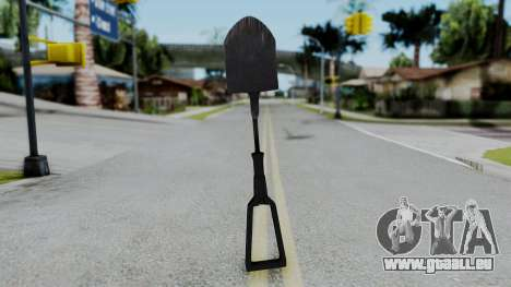 No More Room in Hell - Entrenchment Tool für GTA San Andreas