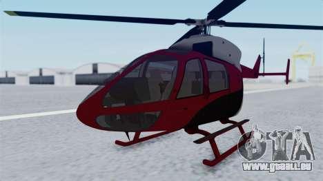 GTA 5 Super Volito pour GTA San Andreas