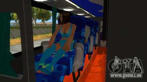 Troyano Calixto IV Vosa 3021 pour GTA San Andreas vue de côté