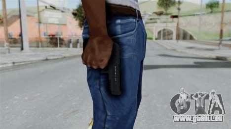 GTA 5 Pistol pour GTA San Andreas troisième écran