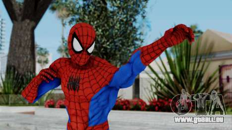 Amazing Spider-Man Comic Version für GTA San Andreas