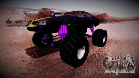 GTA 5 Imponte Phoenix Monster Truck pour GTA San Andreas