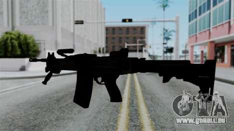 Vice City Beta PS2 Ruger pour GTA San Andreas troisième écran
