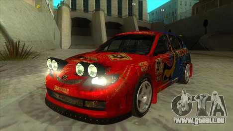 Subaru Impreza WRX STi 2011 ,,Response,, für GTA San Andreas