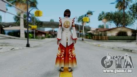 Sengoku Musou 3 - Okuni für GTA San Andreas dritten Screenshot