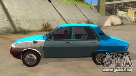 Dacia 1310 Rusty pour GTA San Andreas laissé vue