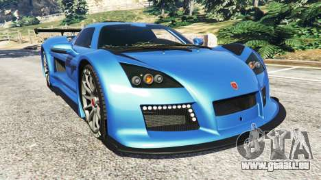 Gumpert Apollo S v1.2 für GTA 5