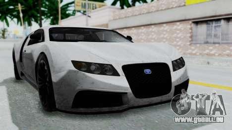GTA 5 Truffade Adder v2 IVF für GTA San Andreas