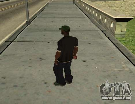 Sweet REINCARNATED für GTA San Andreas zweiten Screenshot