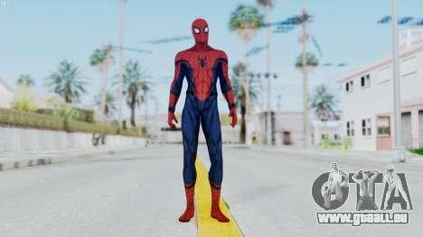 Civil War Spider-Man pour GTA San Andreas deuxième écran