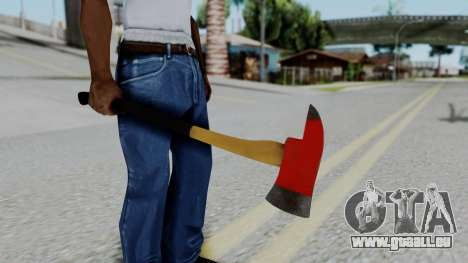 No More Room in Hell - Fire Axe pour GTA San Andreas