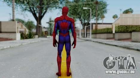 Marvel Future Fight Spider Man All New v1 pour GTA San Andreas troisième écran
