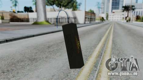 No More Room in Hell - TNT pour GTA San Andreas