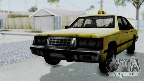 Taxi from GTA Vice City für GTA San Andreas