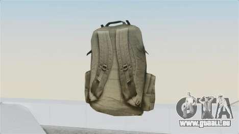 Arma 2 Coyote Backpack pour GTA San Andreas deuxième écran