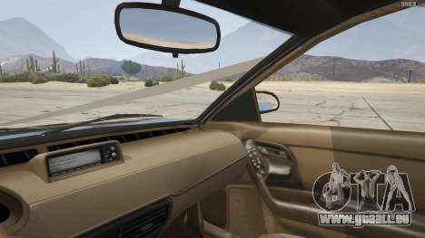 GTA 5 GTA 4 Enus Cognoscenti vue arrière