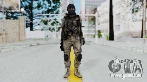 Crysis 2 US Soldier 8 Bodygroup B für GTA San Andreas zweiten Screenshot