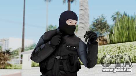 GTA 5 S.W.A.T. Police pour GTA San Andreas