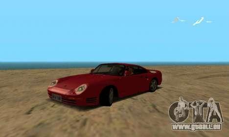 Porsche 959 für GTA San Andreas