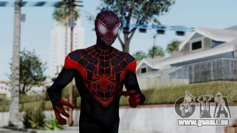 Marvel Future Fight Spider Man Miles v1 für GTA San Andreas