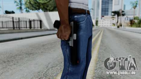 No More Room in Hell - Ruger Mark III für GTA San Andreas dritten Screenshot