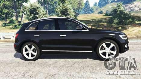 Audi Q5 2015 für GTA 5