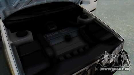 Volvo 850R 1997 Tunable pour GTA San Andreas vue de côté