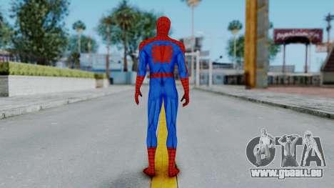 Amazing Spider-Man Comic Version pour GTA San Andreas troisième écran