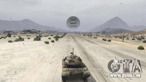 M103 pour GTA 5