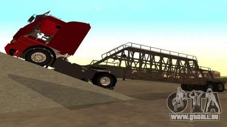 Der trailer panels für GTA San Andreas zurück linke Ansicht