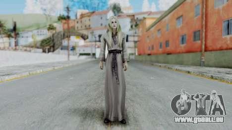 Girl Skin 1 für GTA San Andreas zweiten Screenshot