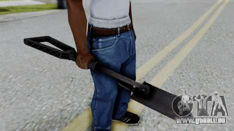 No More Room in Hell - Entrenchment Tool pour GTA San Andreas troisième écran