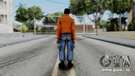 CS 1.6 Hostage 01 pour GTA San Andreas troisième écran