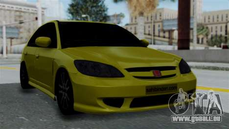 Honda Accord Vtec2 Stock pour GTA San Andreas