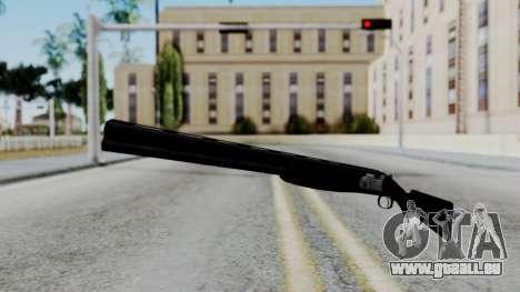 No More Room in Hell - Beretta Perennia SV 10 pour GTA San Andreas deuxième écran