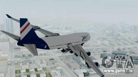 GTA 5 Jumbo Jet v1.0 Air Herler pour GTA San Andreas vue de droite
