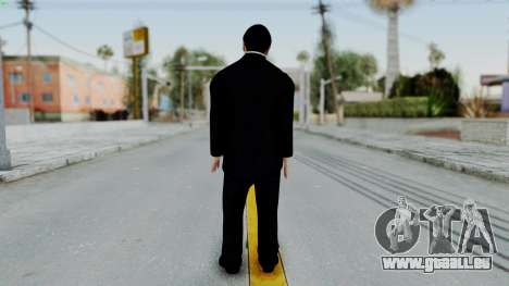 WWE Ricardo pour GTA San Andreas troisième écran