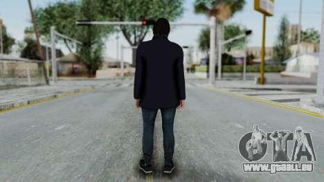 GTA Online DLC Executives and Other Criminals 6 pour GTA San Andreas troisième écran