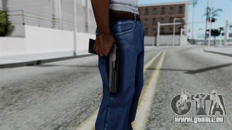 Vice City Beta Desert Eagle für GTA San Andreas dritten Screenshot