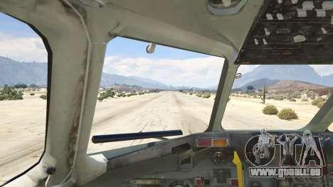 GTA 5 McDonnell Douglas DC-9-15 quatrième capture d'écran