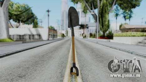 No More Room in Hell - Shovel für GTA San Andreas zweiten Screenshot