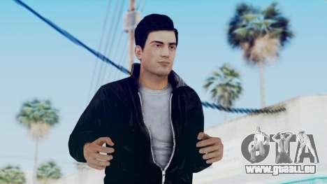 Mafia 2 - Vito Scaletta Renegade Black für GTA San Andreas