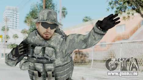 Acu Soldier 7 für GTA San Andreas